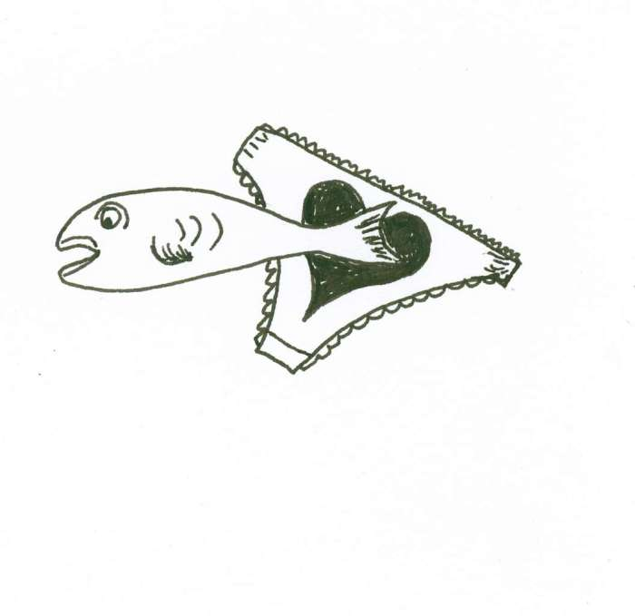 fish knickers